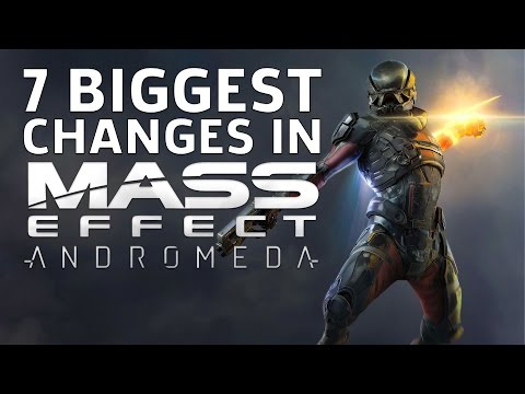 7 Big Changes in Mass Effect: Andromeda