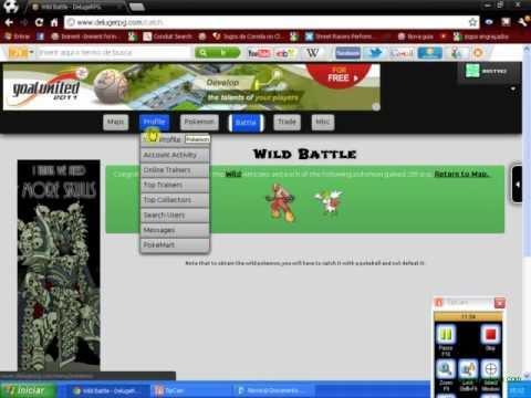 pokemon deluge how to catch legendary