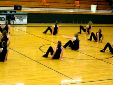 Midland High School Dance Team