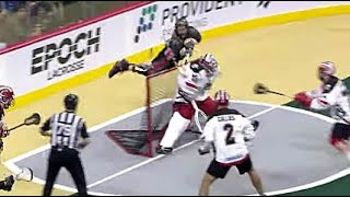 Amazing lacrosse goals from the 2018-19 NLL Season