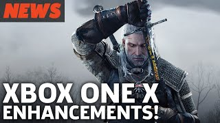 Witcher 3 Xbox One X Enhancements Revealed & Destiny 2 Level Cap Increase! - GS News Roundup