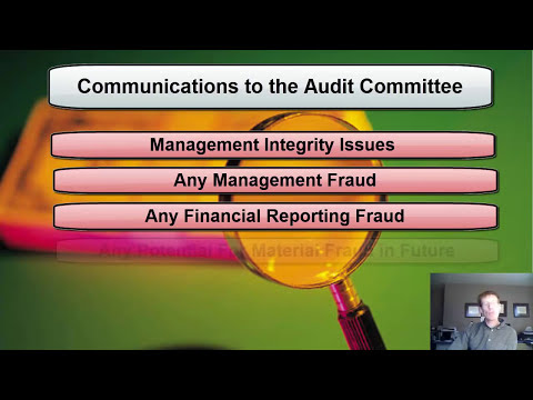 26 Auditing For Fraud