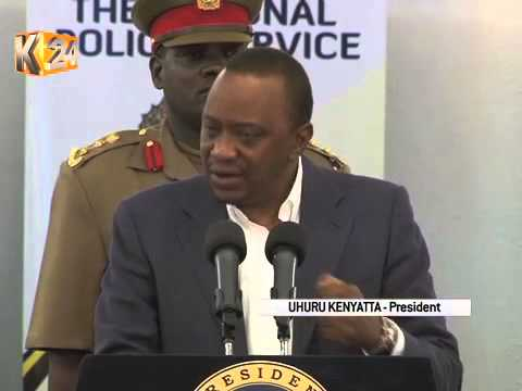 President Kenyatta Calls For Concerted Anti-Terror Initiatives