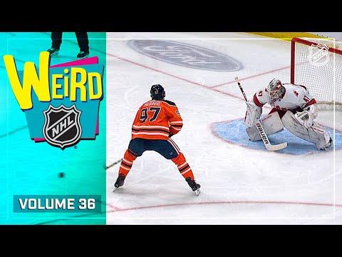 quotThat is wacky!quot  Weird NHL Vol. 36