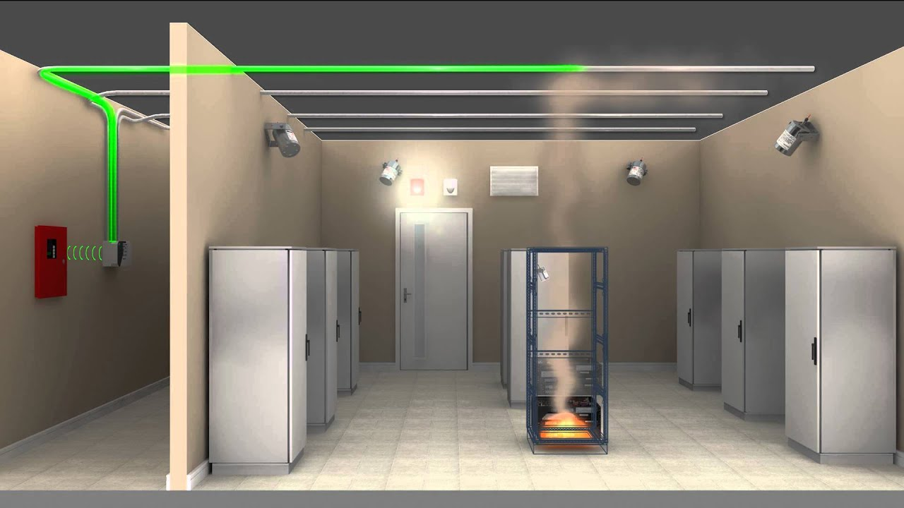 Stat X Fire Suppression System Animation Video Youtube