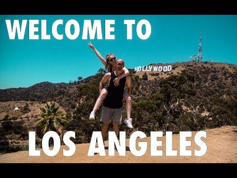 JEDZIEMY DO LOS ANGELES! | VLOG