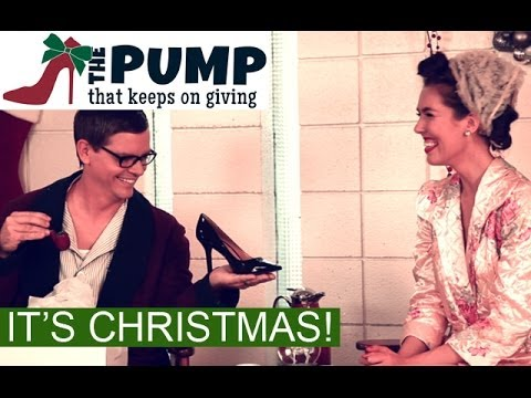 Christmas Day's Classic Pump Surprise | Nine West's The Pump That Keeps On Giving
