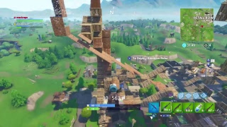 Fortnite Gameplay/ Best Sniper On Console?!? Giveaway at 100 subs