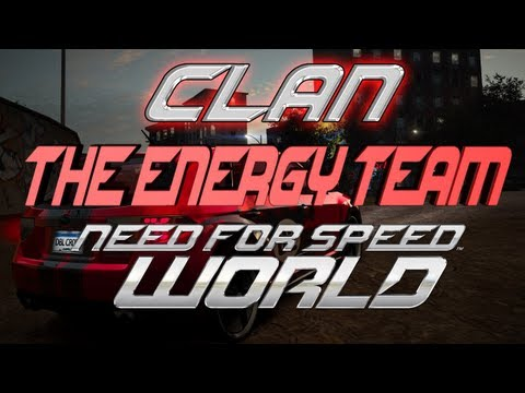 Clan The energy Team: Need for speed world + forza horizon