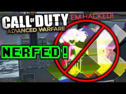 Advanced Warfare: SYSTEM HACK NERFED!! (Patch Update 12/18/14)