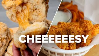 5 Recipes For Cheddar Lovers