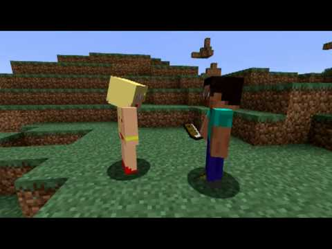 Asdf Movie 1 In Minecraft+subtitles video
