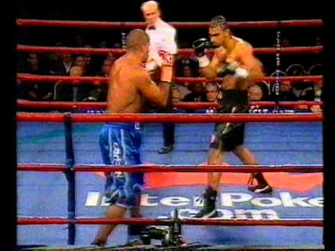 David Haye v Glen Kelly
