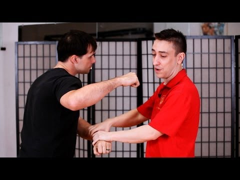 How to Do Lap Sau aka Grabbing Hand | Wing Chun Image 1