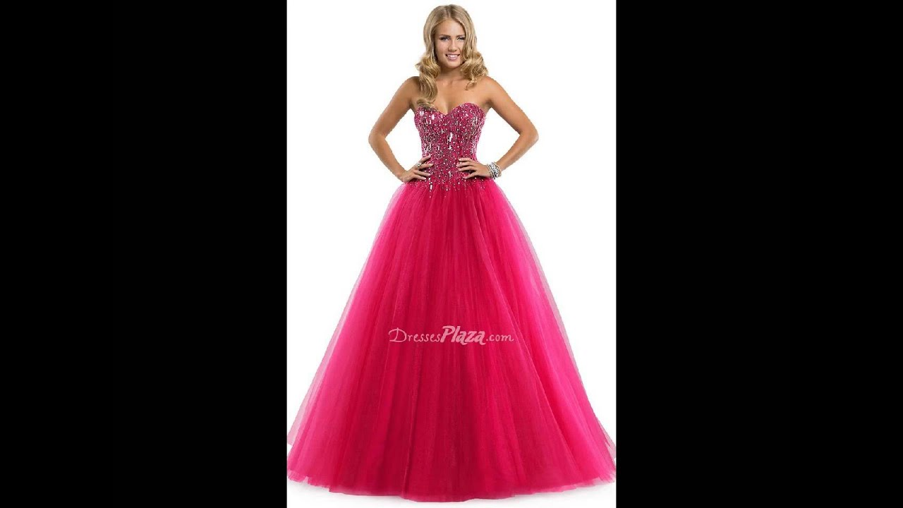 Pink Prom Dress 2014 Cheap Pink Prom Dresses  Pink