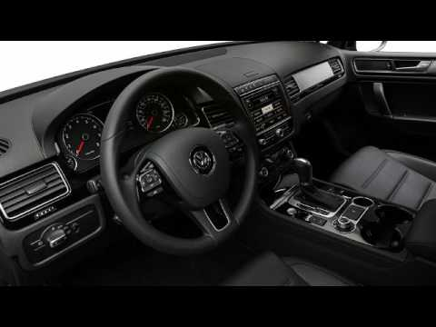 2017 Volkswagen Touareg Video