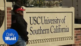 USC students react to bribery scandal for elite college entry