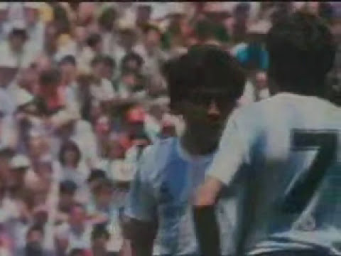 ARGENTINA VS. ALEMANIA FEDERAL -  FINAL WORLD CUP 1986