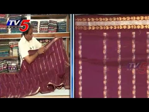 Snehitha | Gadwal Pattu Sarees | PART 2 : TV5 News