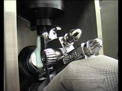 automatic gun cleaning machine
