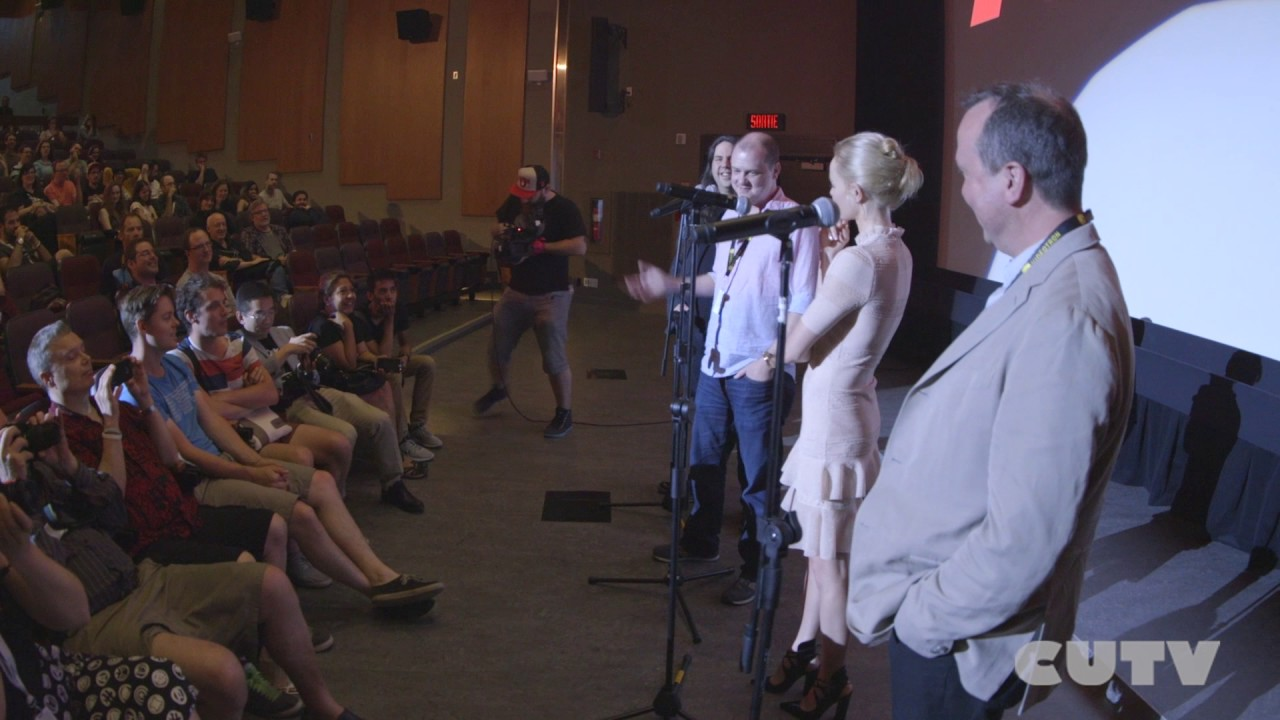 INSIDE THE FILM FESTIVAL  QampA WITH KATE BOSWORTH   MIKE FLANAGAN