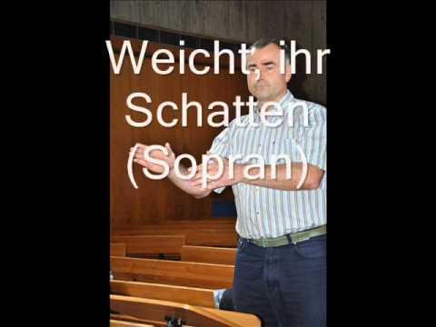 Wilhelm Greef - Das Volk so im Finstern wandelt