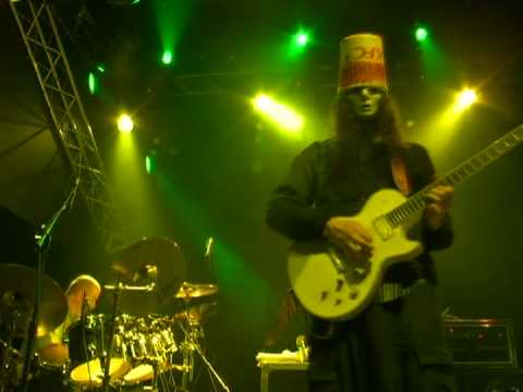 Buckethead HENDRIX JAM 'Machine gun' at the freebird 3/15/2006