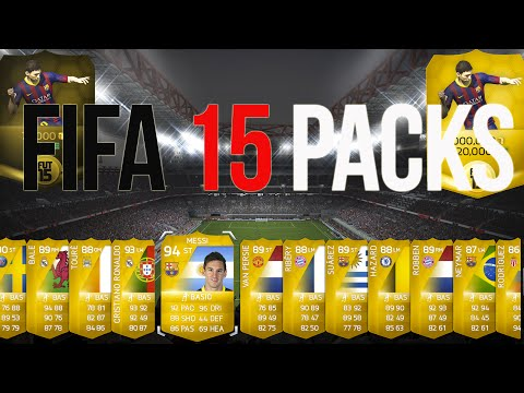 FIFA 15 PACKS! - FIFA 15 NEW FEATURES 1 MILLION COIN PACK, INFORM PACK? Fifa 15 Pack Ideas