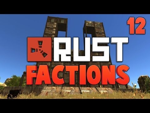 The Great Speech ★ RUST FACTIONS [12] ★ Dumb and Dumber