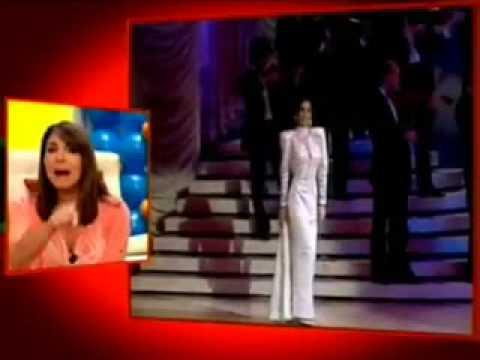 50 años de Venevision en Portada´s: Homenaje a Viviana Gibelli