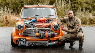 Project Binky - Episode 19 - Austin Mini GT-Four - Turbocharged 4WD Mini