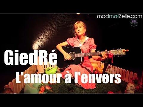 Giedre - Lamour Lenvers