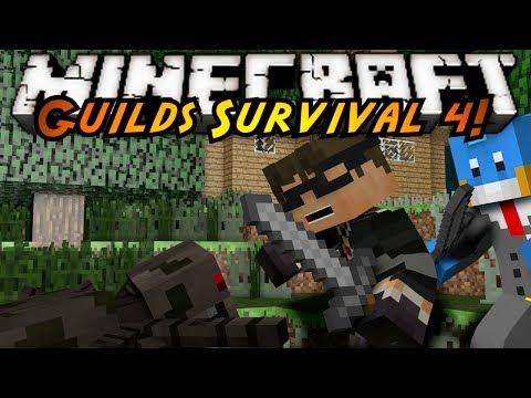 Minecraft: Guilds Survival Episode 4!