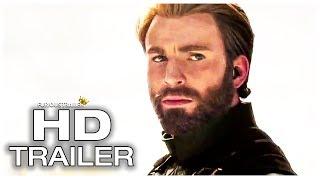 AVENGERS INFINITY WAR End Of Captain America Trailer (2018) Superhero Movie Trailer HD