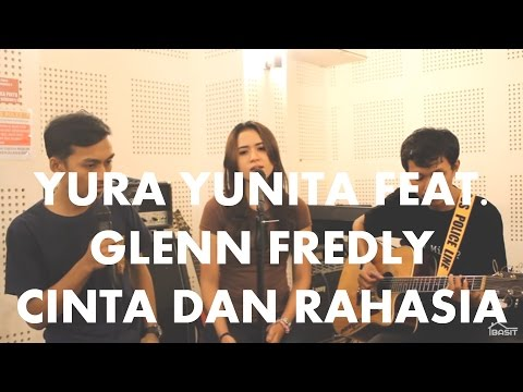 download lagu Yura Yunita Feat. Glenn Fredly - Cinta Dan Rahasia  Acoustic Cover By Basit, Metha And Vicky gratis