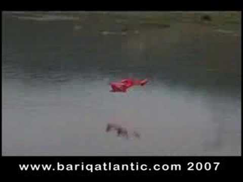 Hydro Plane RC Flying Boat