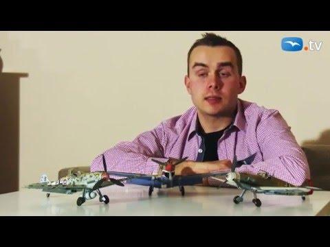 Pasjonat Myśliwców II Wojny światowej [modelarstwo]