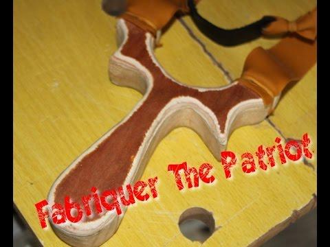 Fabriquer un lance pierre en bois the patriot by w h for Fabriquer un miroir en bois