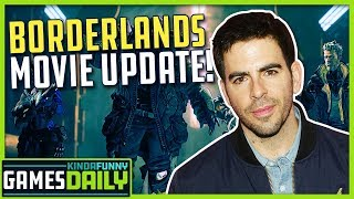 Borderlands Movie Nabs Eli Roth - Kinda Funny Games Daily 02.20.20