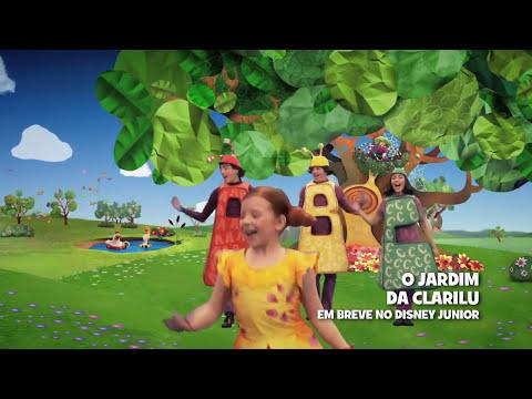 Quero uma Salada - O Jardim da Clarilu - No Disney Junior