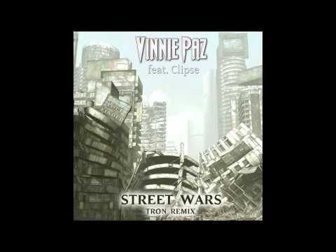 Vinnie Paz - Street Wars feat. Clipse (Tron Remix)