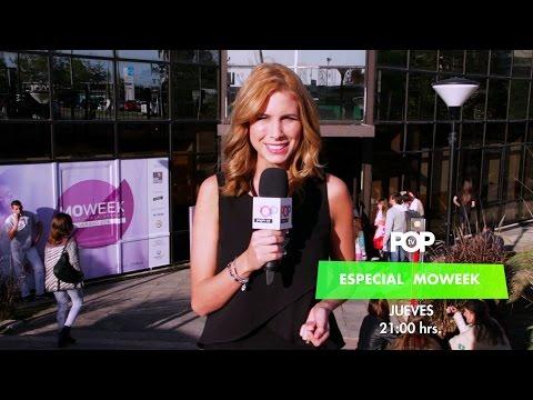 POP TV - Especial MoWeek, Parte 1. Presenta Zillertal y Optica Nova.Conduce: Natalie Yoffe
