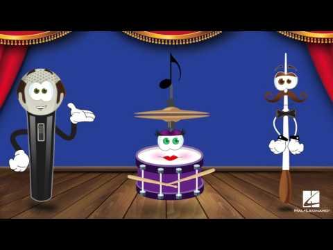 The Music Show Episode #2: I've Got Rhythm