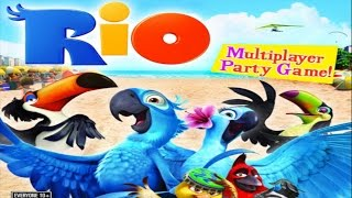 Rio: The Video Game - 6 Most Amazing Exotic Birds - (1920 x 1080p/60FPS)