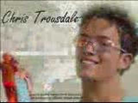 Chris Trousdale Video I Made.. video