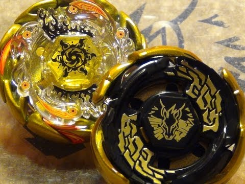 Special Beyblade Battle! GOLDEN SOL BLAZE vs BLACK SUN GALAXY PEGASUS