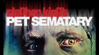 Stephen Kings Pet Sematary ( 1989 ) - MOVIE REVIEW