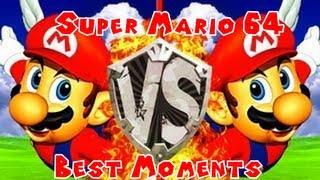 Super Mario 64 Versus Best Moments
