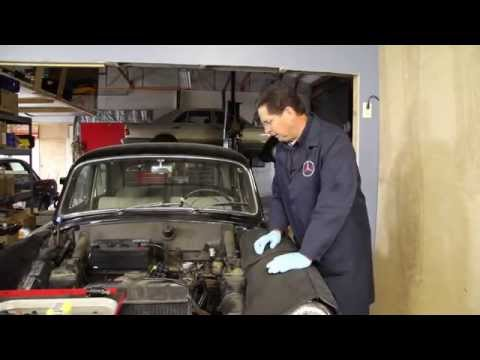 Mercedes 180D &quot;Restoration&quot; Part 3: Engine Tuning and Service by Kent Bergsma