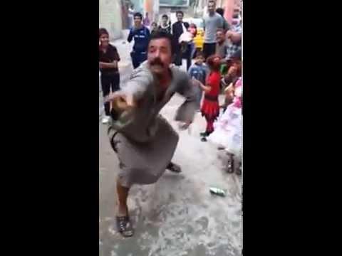 تحشيش عراقي فرحان رقص حنة صباح الفريداوي 2015
